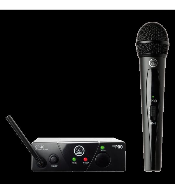 Аналоговая радиосистема AKG WMS40 Mini Vocal Set BD ISM3