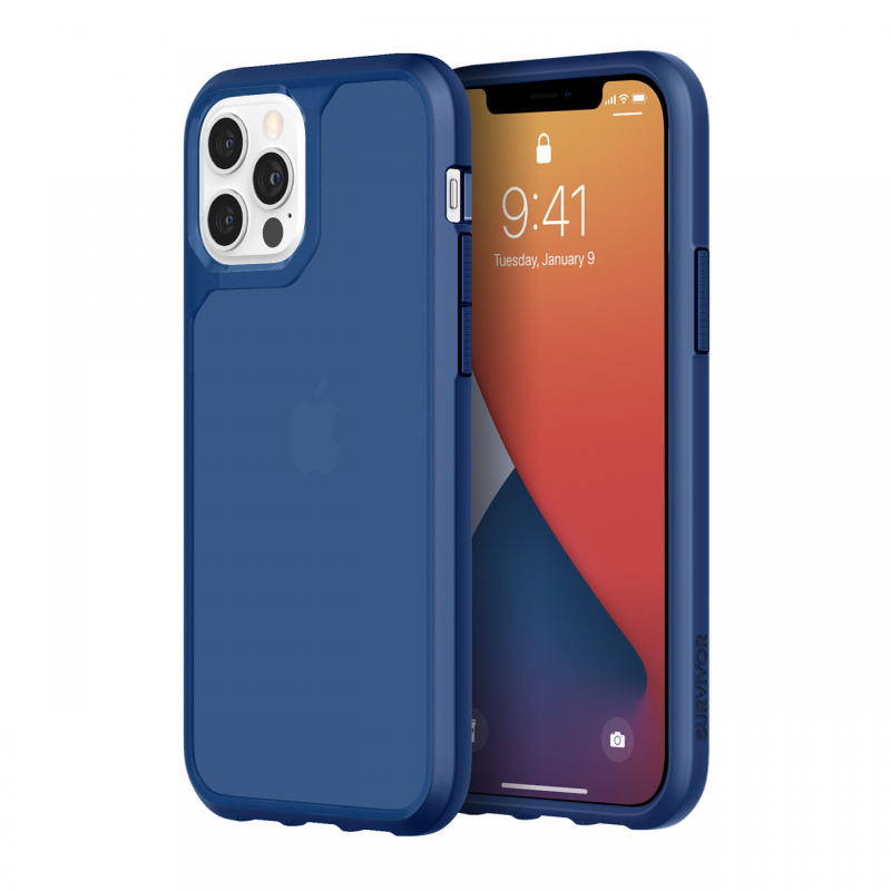 Чохол Griffin Survivor Strong for iPhone 12 Pro - Navy/Navy