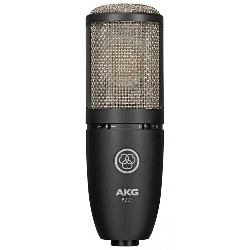Студийный микрофон AKG P220