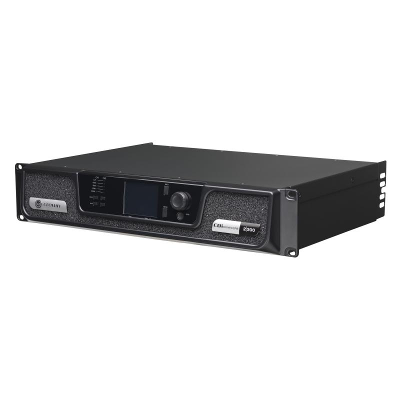 Підсилювач звукових частот (2 канальний) CROWN NCDI2X300-U-UK