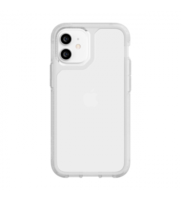 Чохол Griffin Survivor Strong for iPhone 12 mini - Clear/Clear