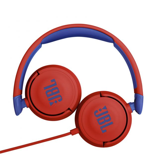Наушники JBL JR310 Red (JBLJR310RED)