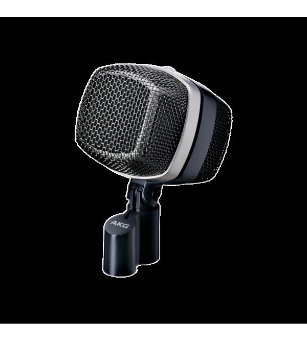 Инструментальный микрофон AKG D12 VR