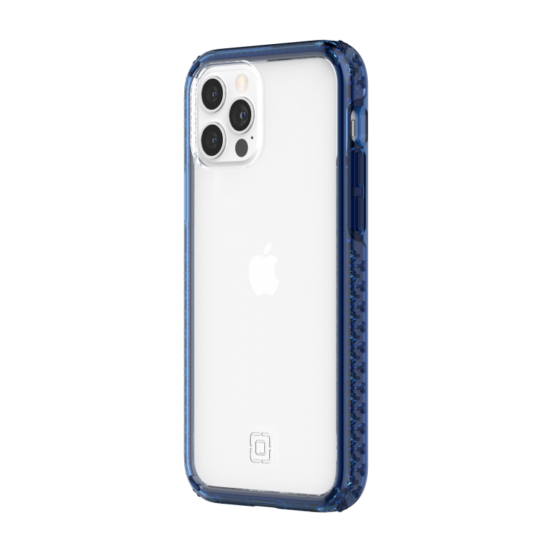 Чохол Incipio Grip Case for iPhone 12 Pro - Classic Blue/Clear