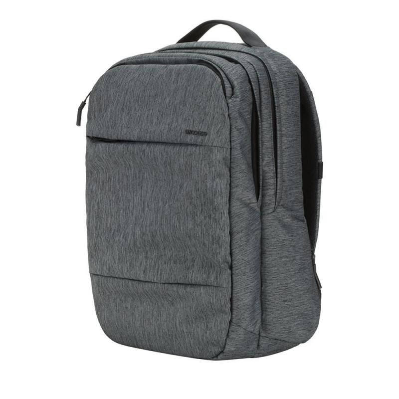 Рюкзак Incase City Backpack  - Heather Black