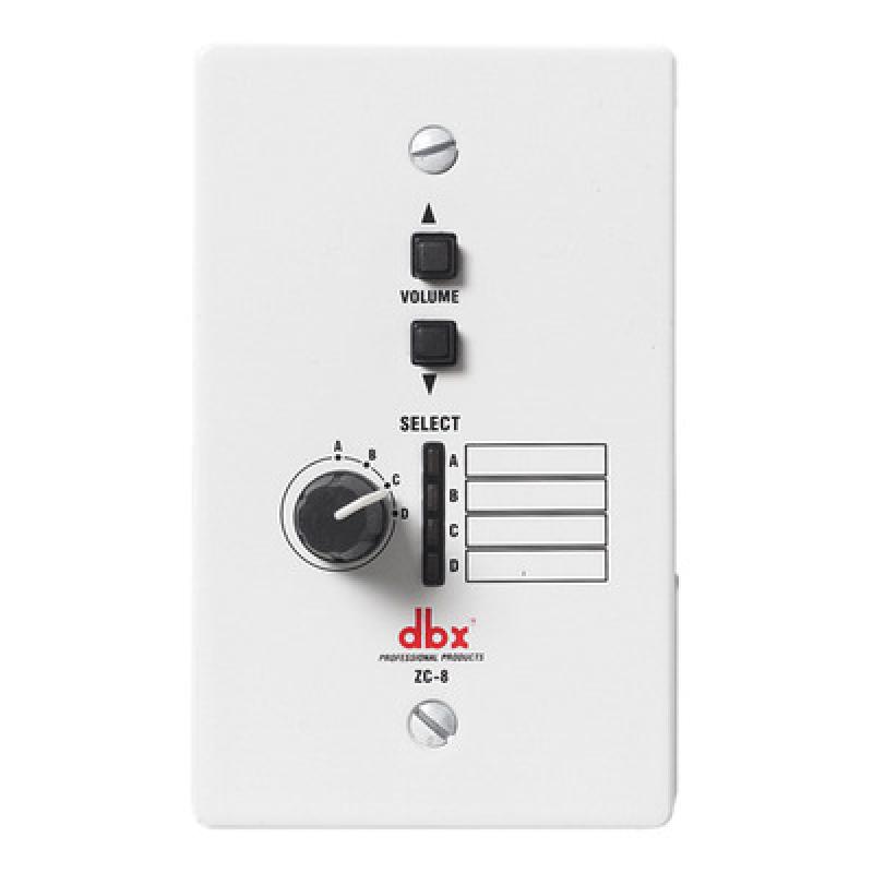 Настенный контроллер dbx ZC-8