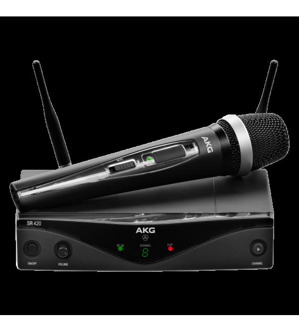 Аналоговая радиосистема AKG WMS420 VOCAL SET Band A