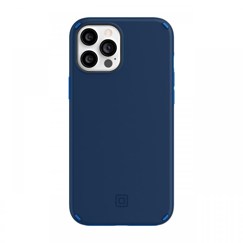 Чохол Incipio Duo Case for iPhone 12 Pro Max - Dark Blue/Classic Blue