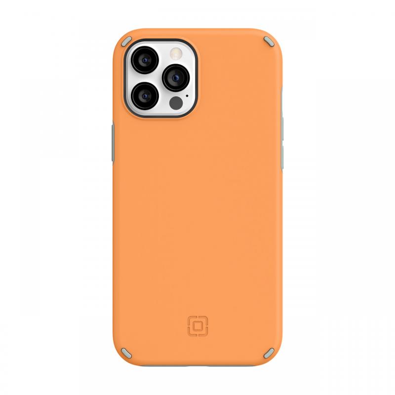 Чохол Incipio Duo Case for iPhone 12 Pro Max - Clementine Orange/Gray