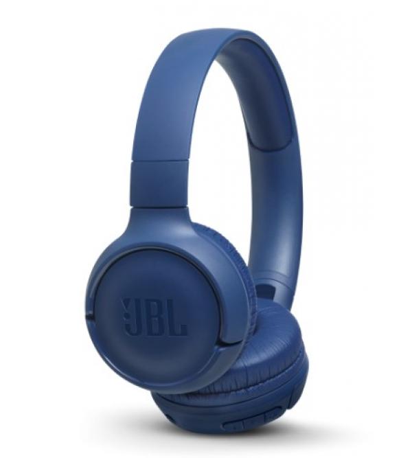 Наушники JBL T500 BT Blue (JBLT500BTBLU)