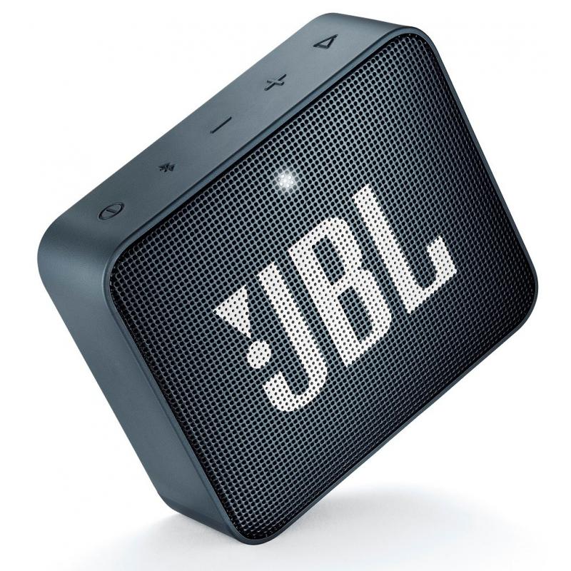 Колонка bluetooth JBL GO 2 Slate Navy  (JBLGO2NAVY)