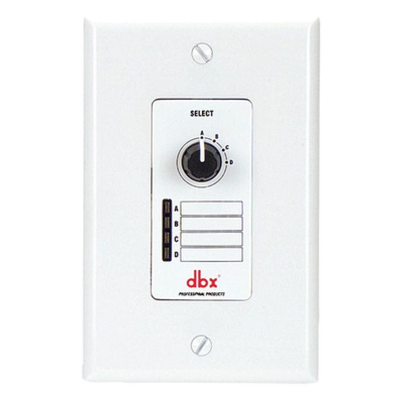 Настенный контроллер dbx ZC-3