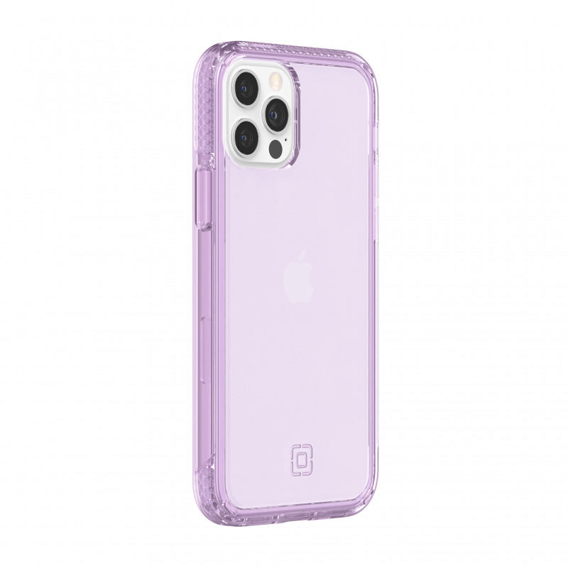 Чохол Incipio Slim Case for iPhone 12 Pro - Translucent Lilac Purple