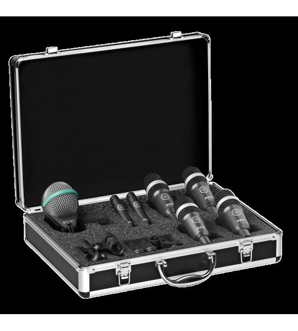 Инструментальный микрофон AKG DRUMSET CONCERT I