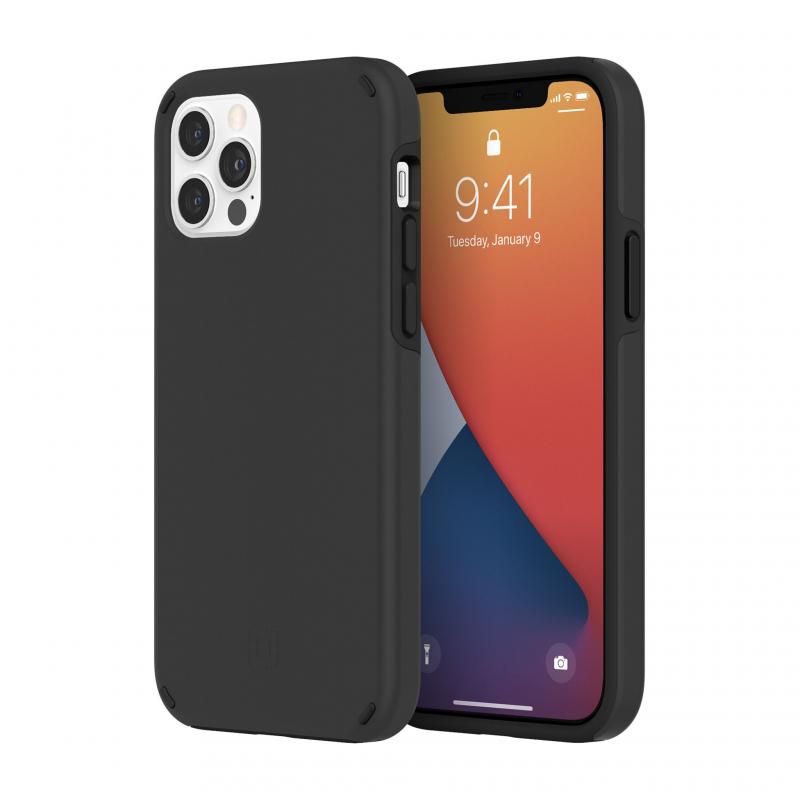 Чохол Incipio Duo Case for iPhone 12 Pro - Black/Black